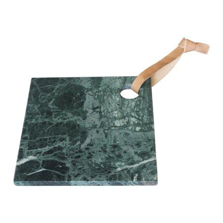Sk�rebr�t i gr�n marmor
