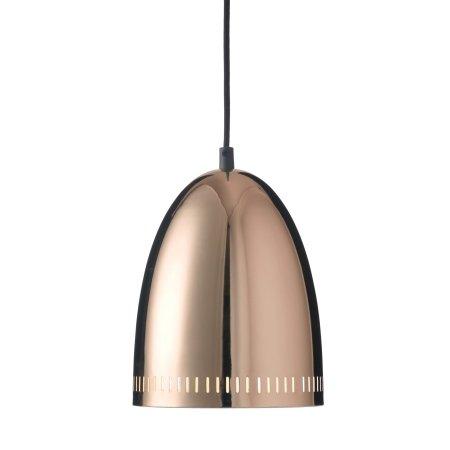 Mini Dynamo lampe - kobber