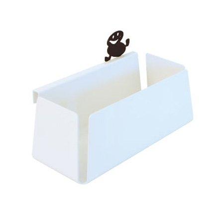 Stuff-it minibox - hvid/sort