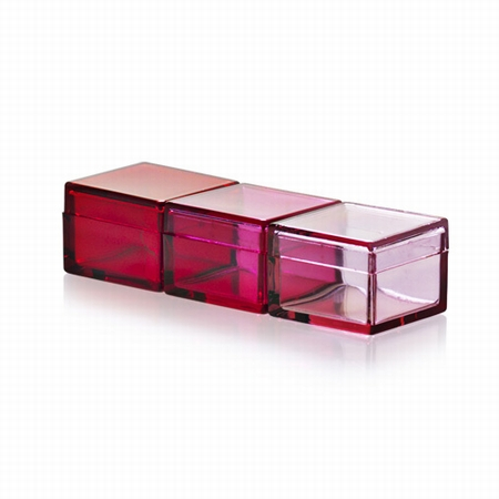 Momabox 1 - 3 stk. rød