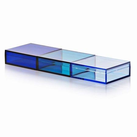 Momabox 3 - 3 stk. blå