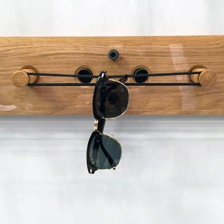 Hanger glasses - ege træ