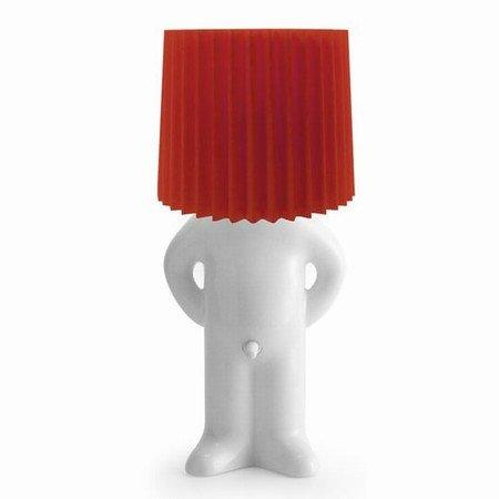 Mr. P lampe - r�d sk�rm