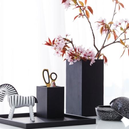 Multi rektangulær beholder - large - Sej Design
