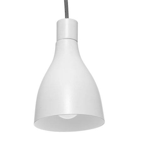 Nofoot loft lampe - hvid
