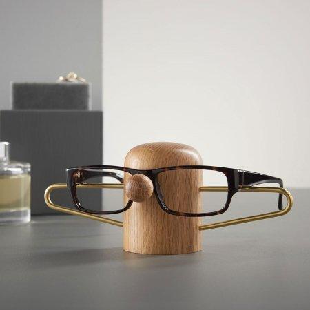 Nosey brilleholder - egetræ