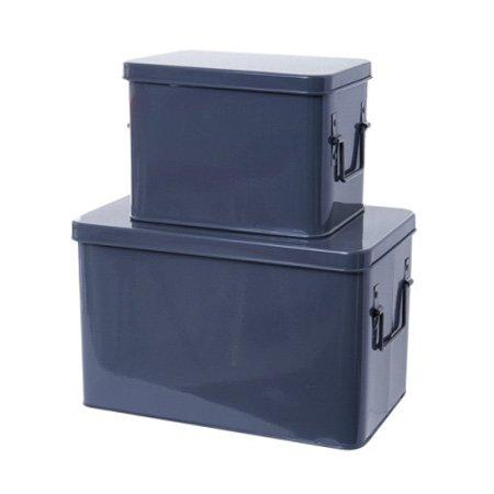 Opbevarings kasser - 2 stk.