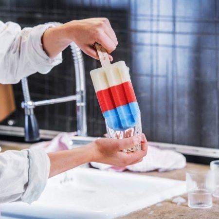 Opvaskebørste Ice Pop - blå