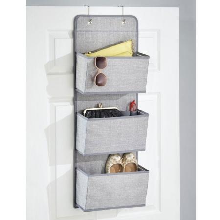 Aldo organizer over dør - 3 kasser