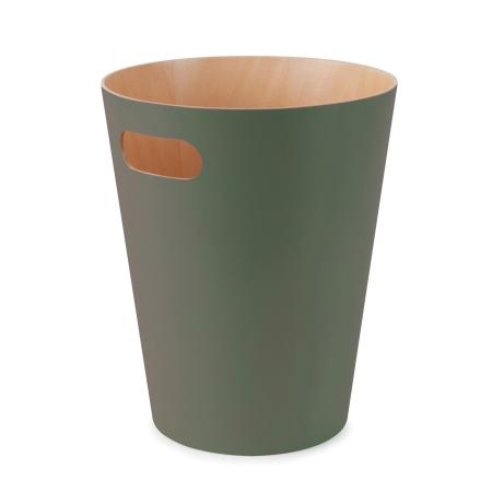 Woodrow papirkurv - gran grøn