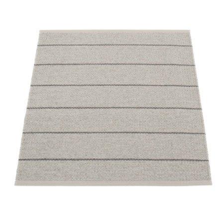 Pappelina dørmåtte - Carl warm grey 70*90 cm