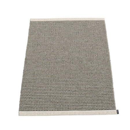 Pappelina dørmåtte - Mono charcoal 60x85 cm