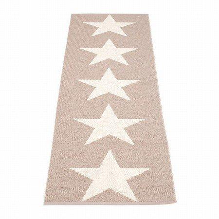 Pappelina gulv l�ber med stjerner - mud