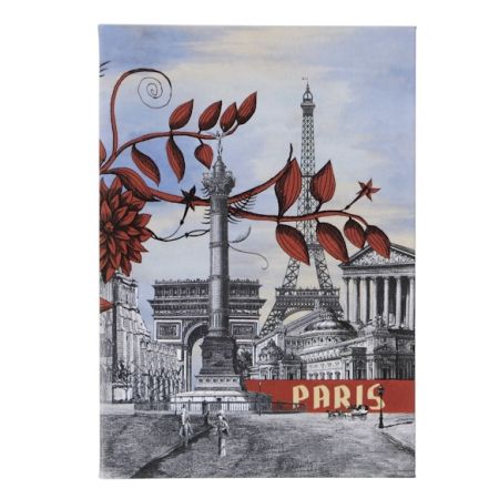 Christian Lacroix notesbog - Paris