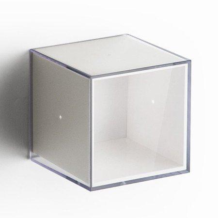 Pixel Cube - hvid og klar
