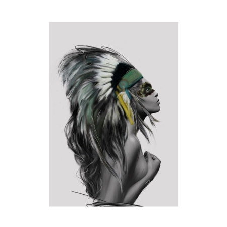 Plakat - Headdress