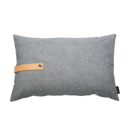 Pude - dark grey canvas