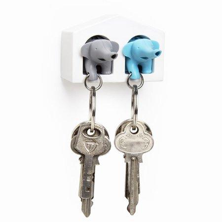 Elefanter og nøgleholder