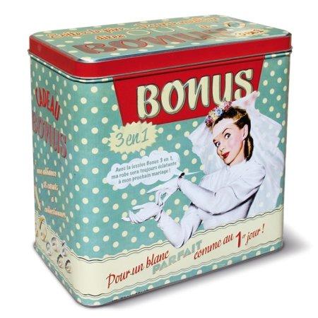 Dåse til vaskepulver - Bonus