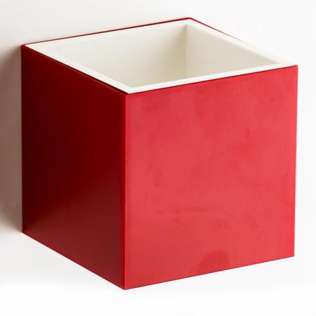 Pixel Box - rød