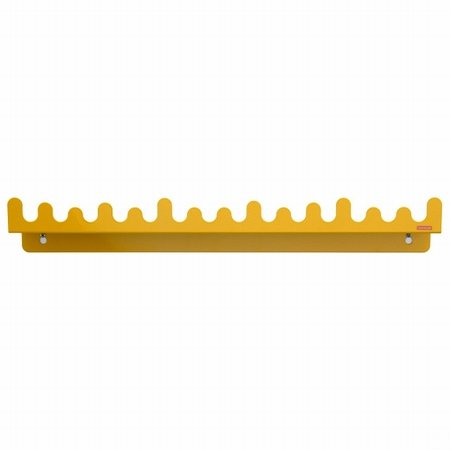 RoomMate knagerække - gul