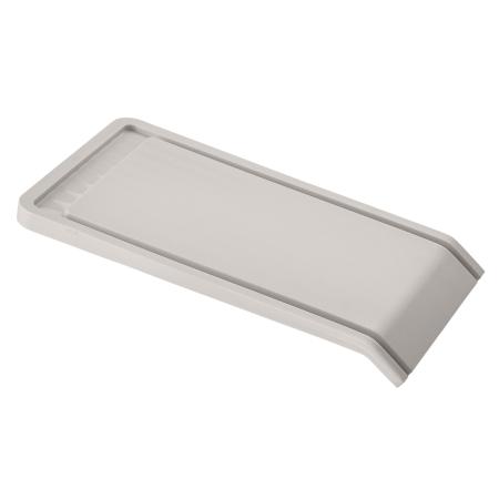 Skærebræt Bend Zone - grå