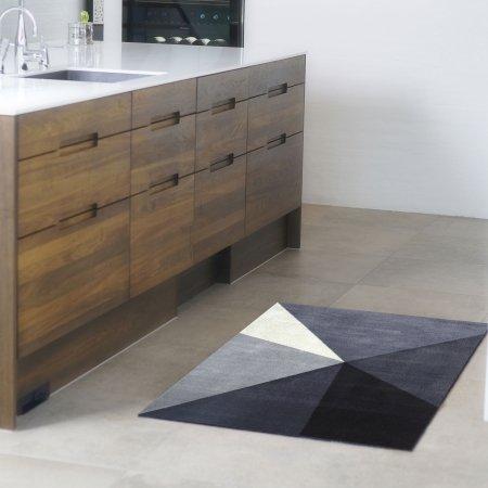 Dørmåtte Art Grey 60x85 cm