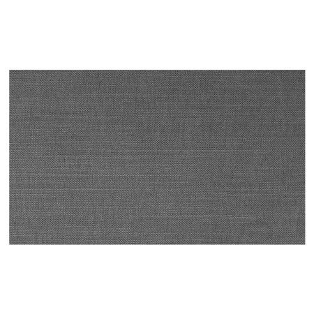Løber Silence Grey 85x120 cm
