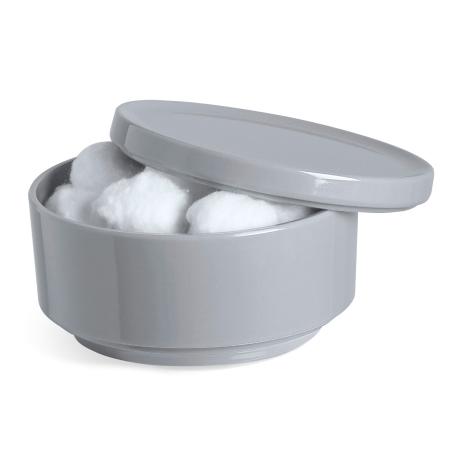 Step - grå krukke