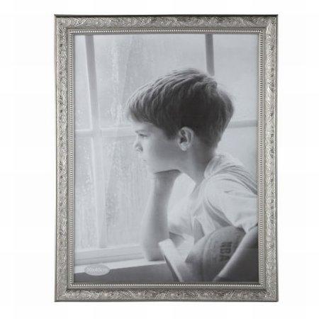Fotoramme med s�lv kant - 30x40 cm