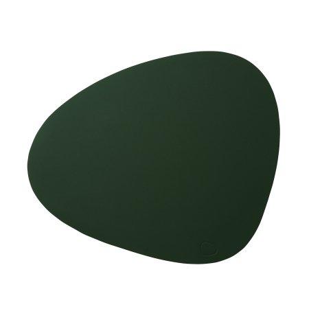 Grøn dækkeserviet curve - softbuck