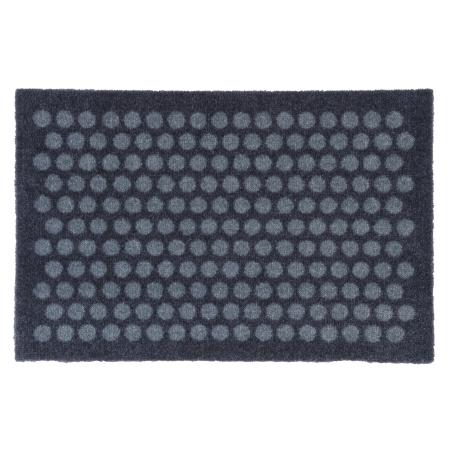 Tica Cph dørmåtte - Dot blå/grå 40x60 cm