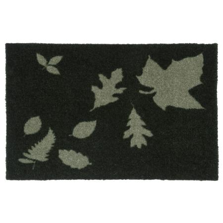 Tica Cph dørmåtte - Mega Leaves grøn 40x60 cm