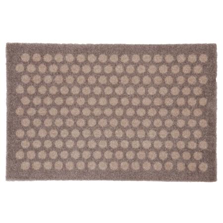 Tica Cph dørmåtte - Dot sand/beige 40x60 cm