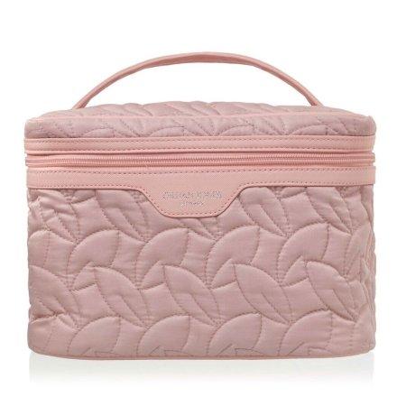 Beauty Box i lyserød stof