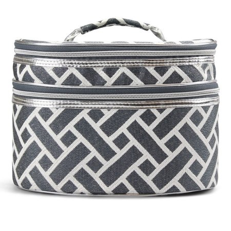 Dame beuaty box - silver