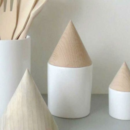 Trull keramik krukke - small
