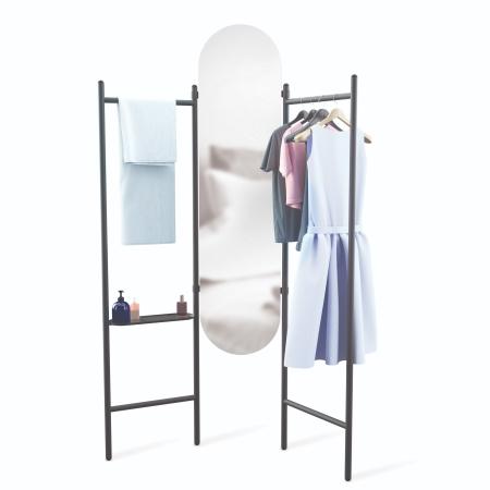 Vala garderobestativ og spejl