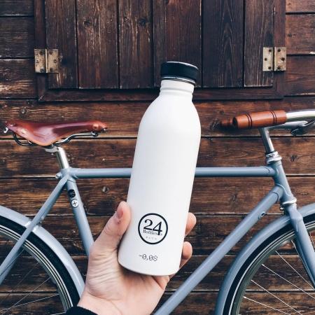 Urban drikkeflaske - Ice white