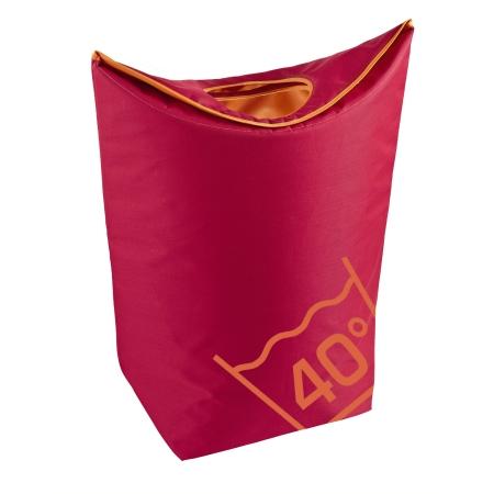 Zone vasketøjskurv - rød