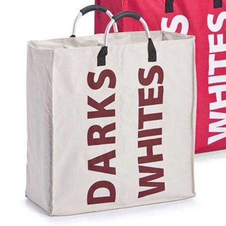 Vasket�jskurv DARKS WHITES - hvid