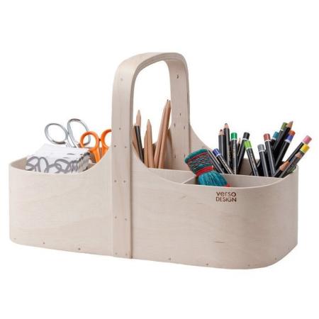 Tool Box i lyst birketræ - Verso Design