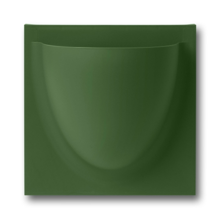 VertiPlants vægkrukke mini - Løvgrøn