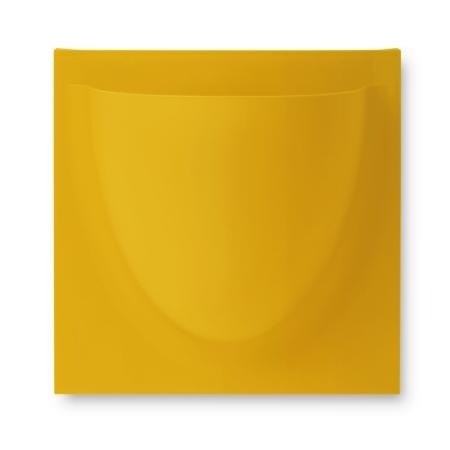 VertiPlants vægkrukke mini - Gul