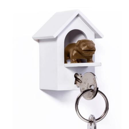 Watchdog n�gleholder - brun