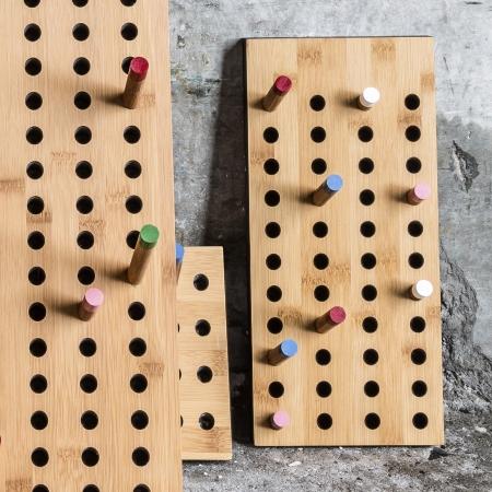 Scoreboard knagerække - small