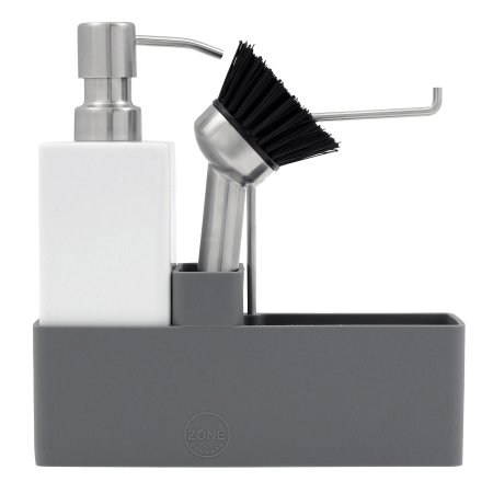 Zone Opvaskesæt - grå