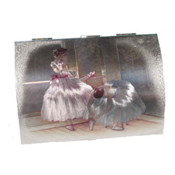 N/A Smykkeskrin med balletdansere fra fenomen
