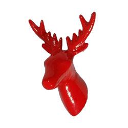 Billede af Dear Deer knage - rød