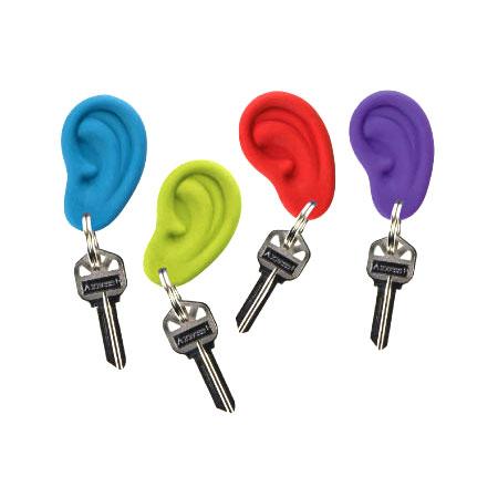 EarRing - it's a key ring